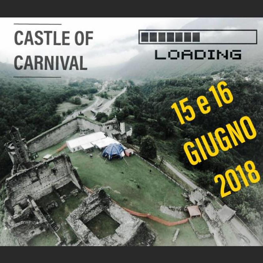 4° Castle of Carnival: carnevale estivo a Mesocco
