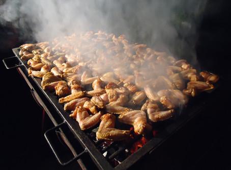 Alette di pollo TEX MEX