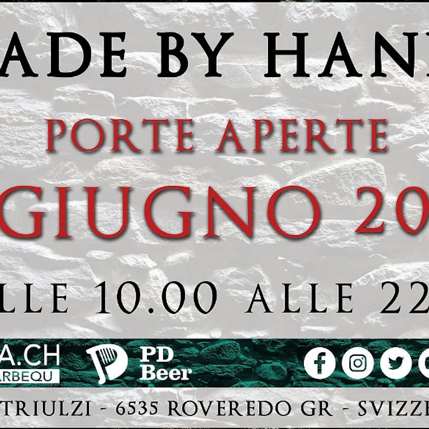 Apertura Made by Hands a Roveredo