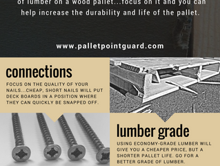 The one area you need to focus on to improve pallet durability.