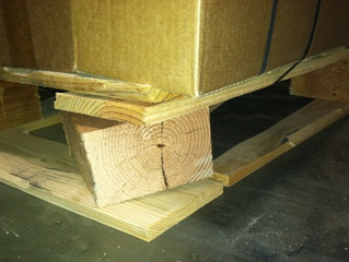 How an Egg Can Help Us Understand the Implications of Pallet Damage