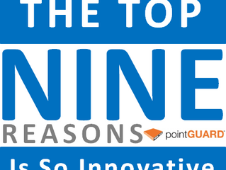 The top 9 reasons the pointGUARD is so innovative