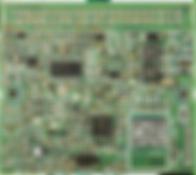 Dateneinblendung Videooverlay SDO-1 Platine