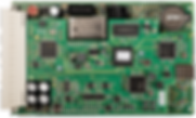Dateneinblendung Videooverlay SDO-3 Platine