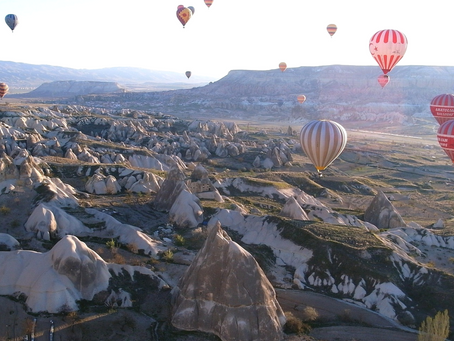 Cappadocia… an enchanting world to explore
