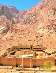 St Catherine Monastery, Sinai Peninsula, Egypt
