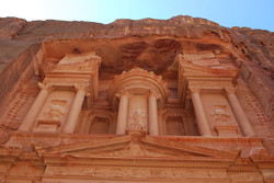 The Treausury at Petra