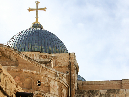 Transformational experience to the Holy Land…