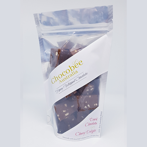 Dark Chocolate Cherry Delight Pieces - 180gm