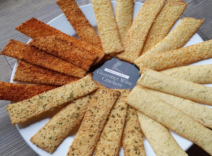7 Tasty Cracker Flavours: a gourmet lovers selection