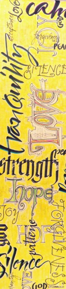 A Peace of Grafitti
