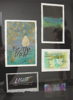 "Our ""Light"" Exhibit"