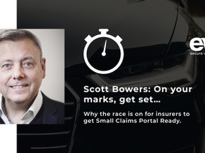 Scott Bowers: On your marks, get set…