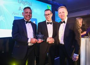 eviid takes home LV= Digital Award
