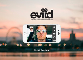 Introducing eviid live: remote video interviews via smartphone