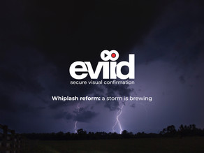 Whiplash reform: a storm is brewing