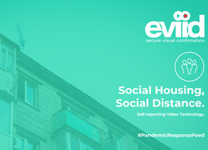 How Eviid's self-reporting video technology is set to help housing associations mitigate the impact