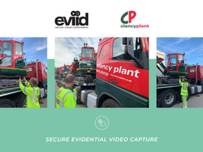 Clancy Plant tracks asset condition with eviid Pro