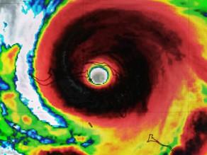 A socially distanced hurricane season?