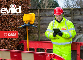 DASA takes video technology underground - to find leaks faster and speed up claims