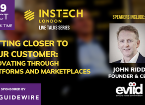 Coming up: eviid at InsTech live talk