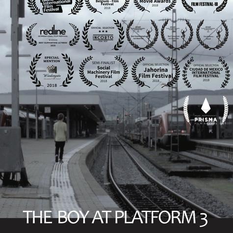 The Boy at Platform 3