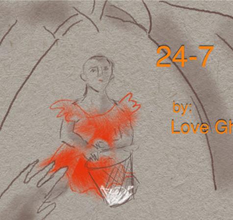 Love Ghost 24-7