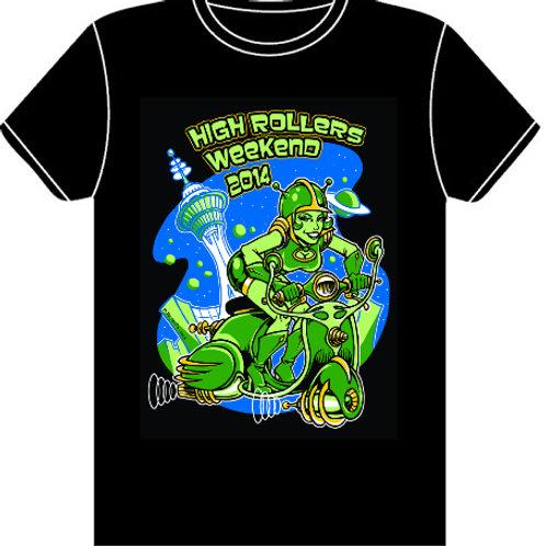 2014 Women's T-Shirt