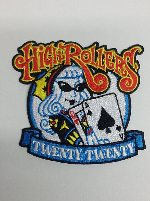 2020 High Rollers Patch