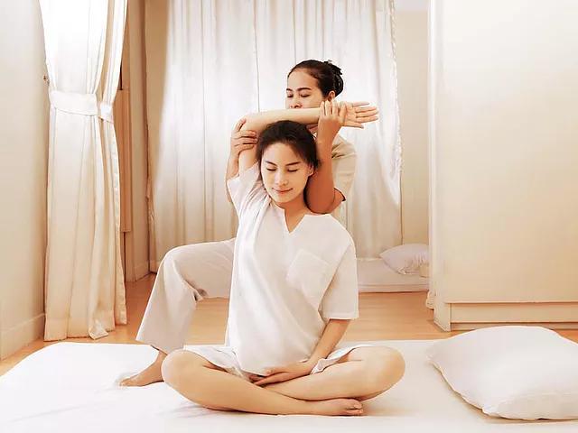 Traditional Thai massage 45min