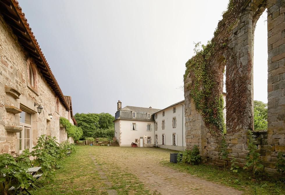 Abbaye du Palais