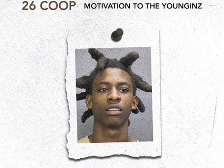 """Watchlist: 26 COOP """"Motivation to the Younginz"""" EP"""