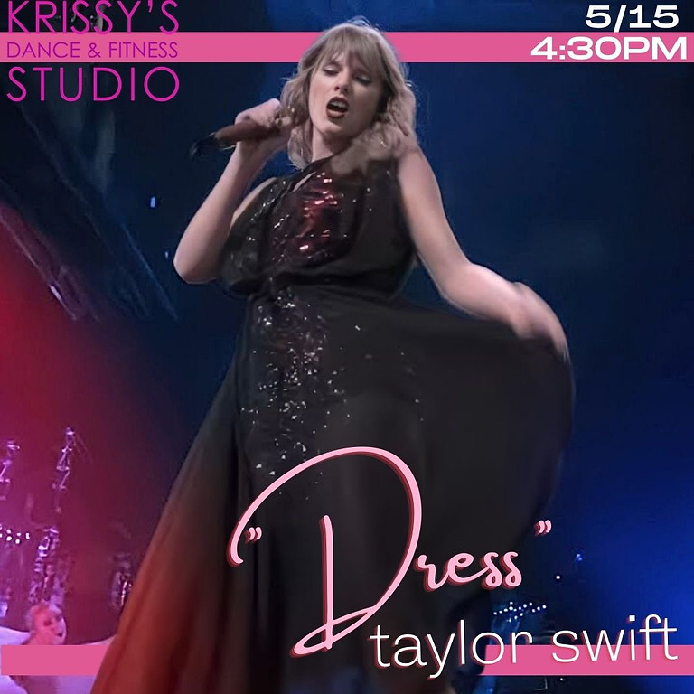 Strut™️ Taylor Swift - Dress