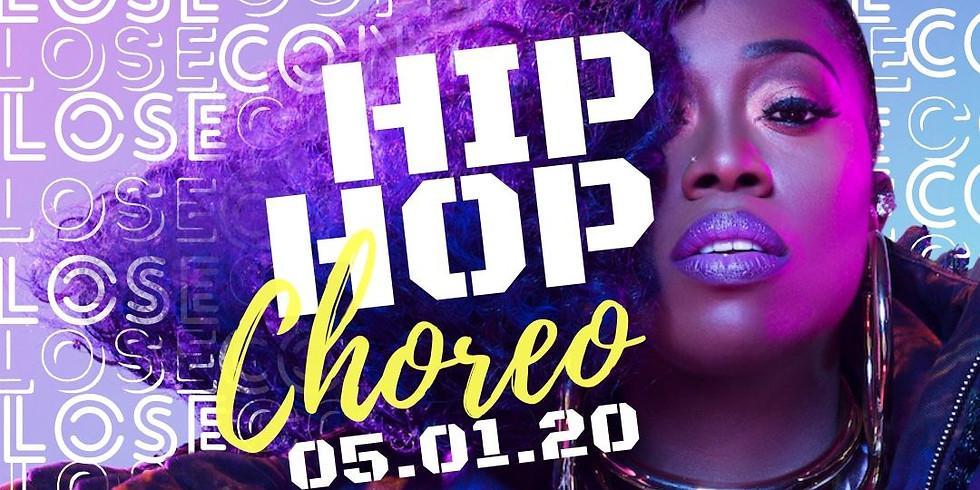 Missy Elliott Lose Control hip hop choreo