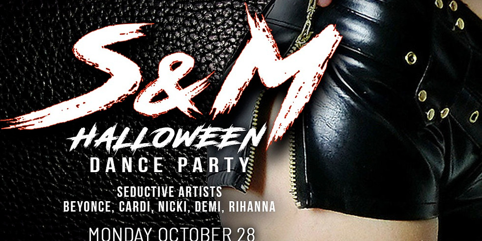 S&M Halloween themed Dance Party