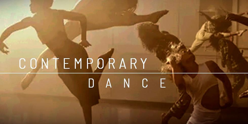 Lyrical/Contemporary Dance class