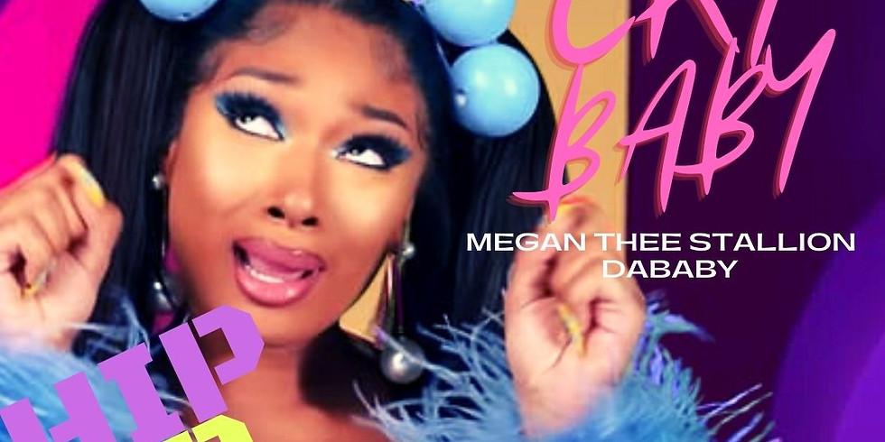 Hip hop Twerk Routine -Megan Thee Stallion - Cry baby