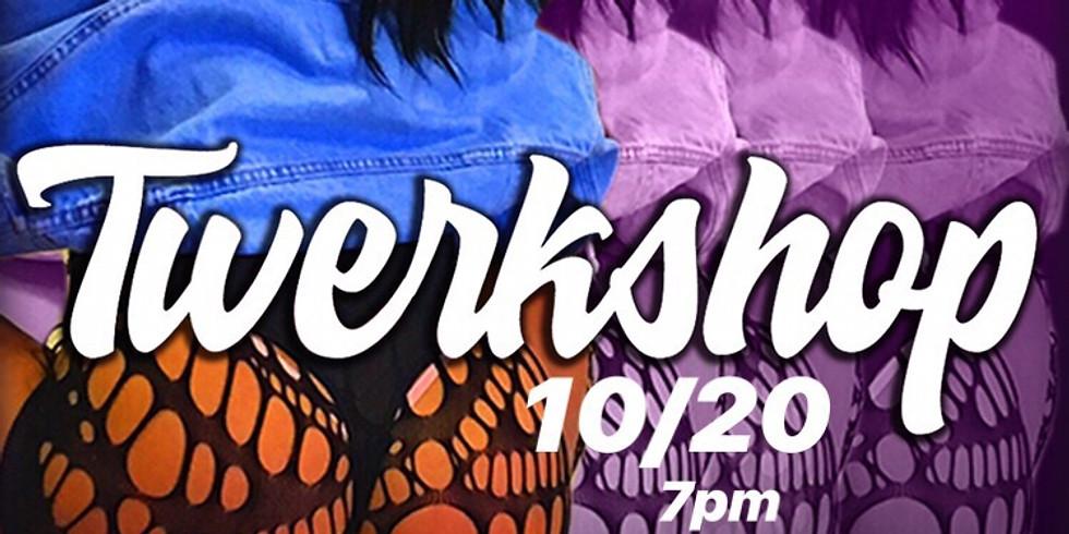 Twerkshop Extra tickets released!!
