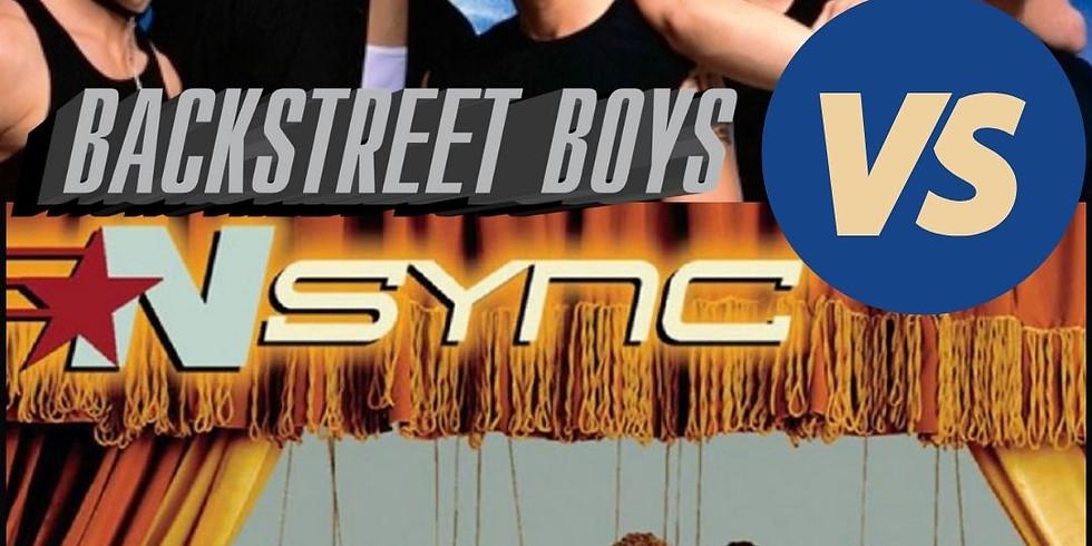 backstreet boys vs NSYNC - DWM styled class