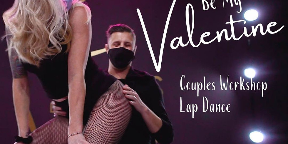 Be My Valentine - Lap Dance