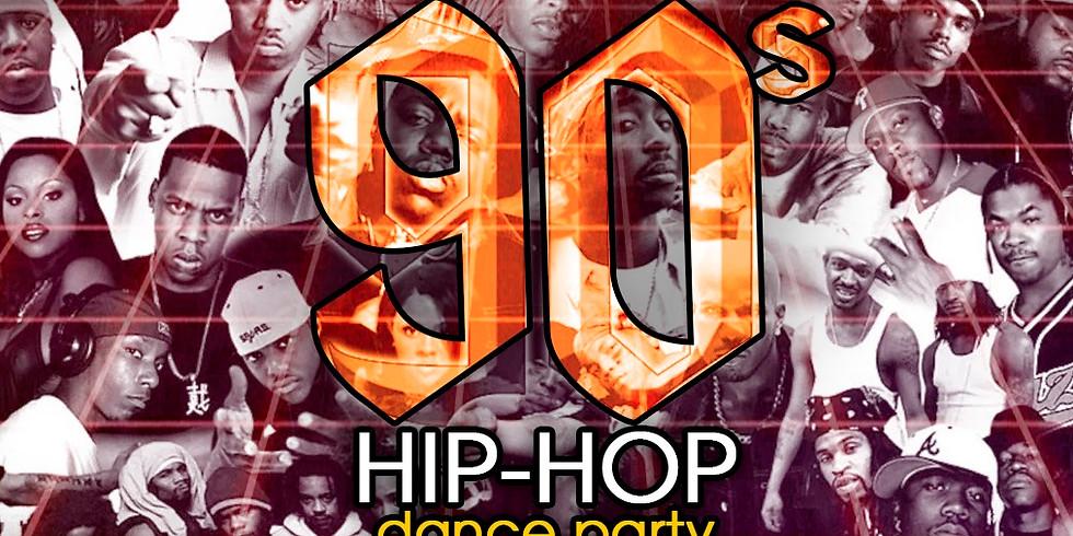 90s hip hop dance party