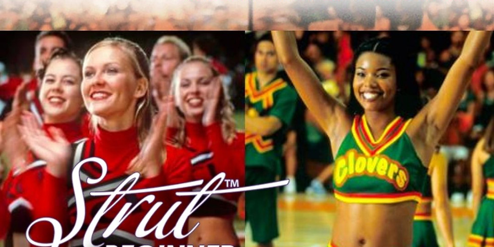 Strut™️ Bring it On - a routine from the MOVIE