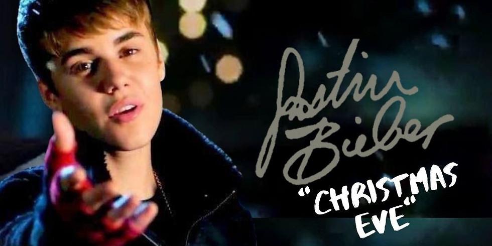 Strut™️/Contemporary Christmas Eve Justin Bieber