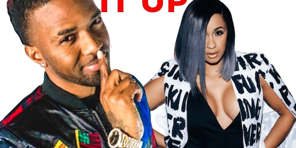 """BEGINNER Strut™️ Slow and Sexy Edition  (DANCEHALL)  Cardi B and Konshens """"Back it Up"""""""