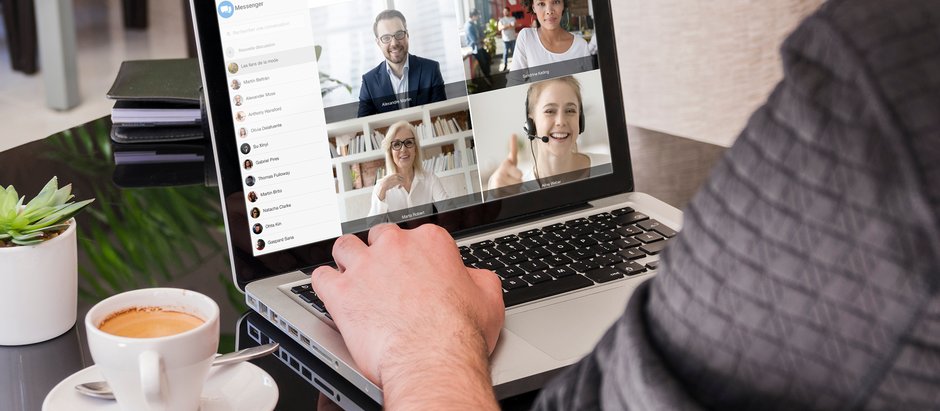 5 Tips for Productive Remote Meetings