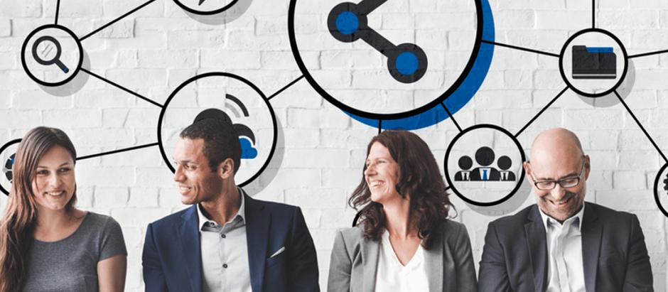 4 Advantages of an Enterprise Social Network for Your Organization