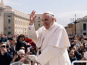 Pope Francis visited Iraq for the first time
