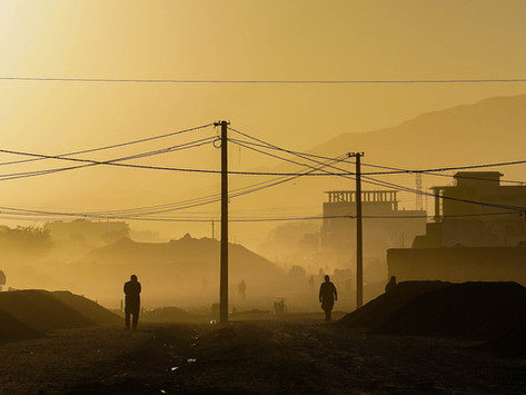 What were the global implications of the Taliban being back in control?