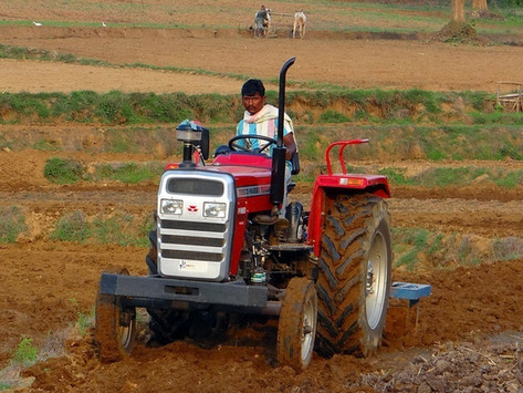Tractor protests in India - What is happening?