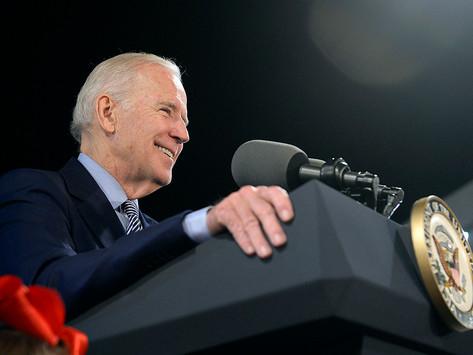 Biden gets inaugurated